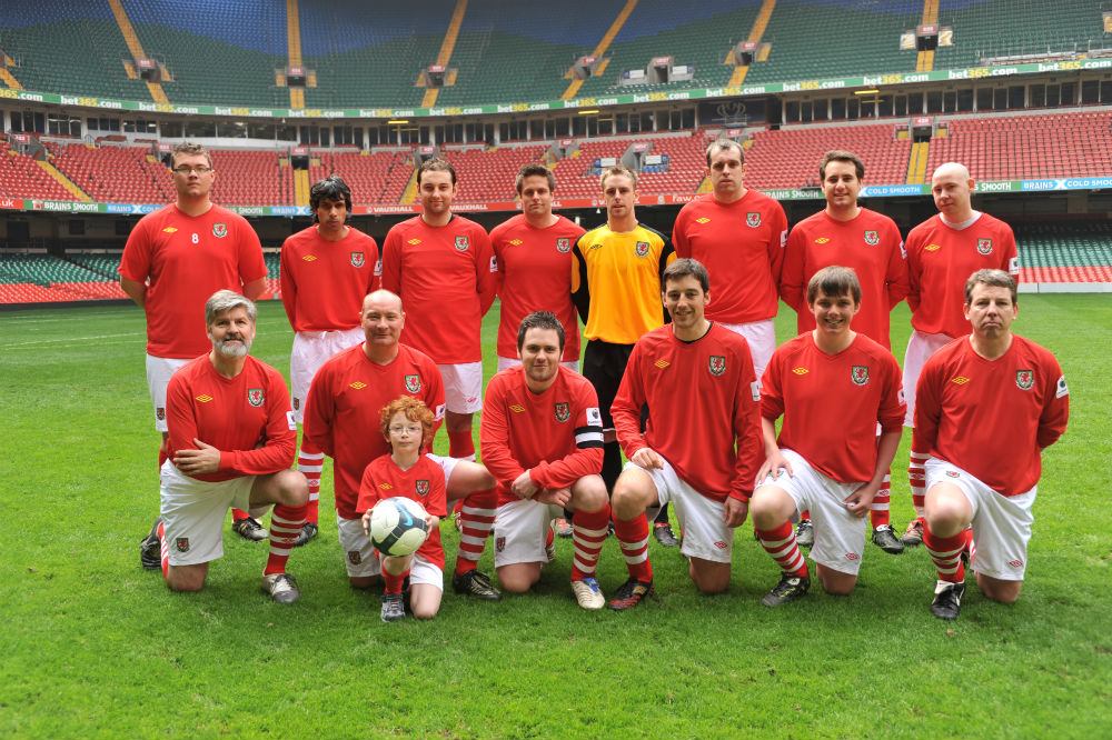Football Aid 2012 � Play at The Millennium Stadium!